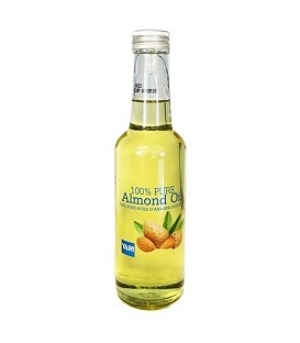 "HUILE D'AMANDE DOUCE 100% PURE 250ML ""Almond Oil"" YARI"