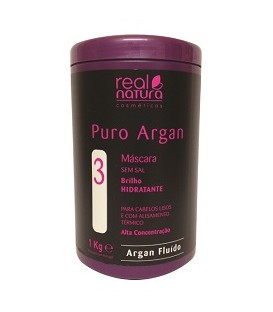 MASQUE PURE ARGAN 1KG REAL NATURA