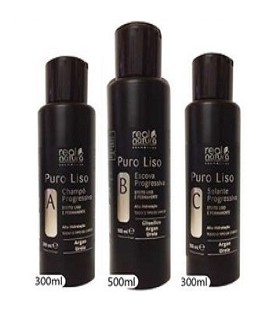 PURE LISSE TRIO REAL NATURA