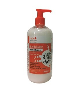 HUMIDIFICATEUR DE BOUCLES ARGAN & ALOE VERA 500ML REAL NATURA