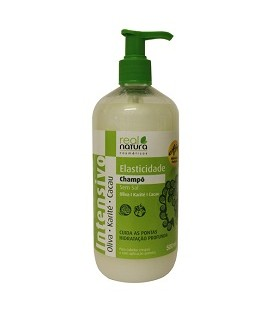 SHAMPOOING OLIVE KARITE & CACAO 500ML REAL NATURA