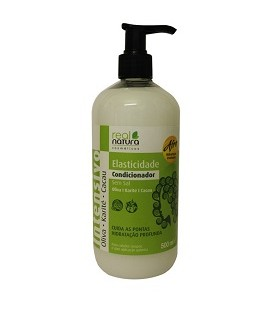 APRES SHAMPOOING OLIVE KARITE & CACAO 500ML REAL NATURA